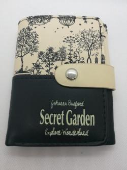 Elegantní peněženka Secret Garden