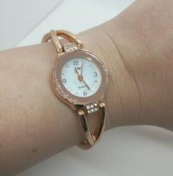 Dámské ocelové hodinky QUARTZ