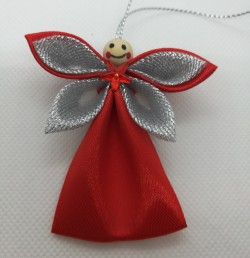 Andílek šitý handmade