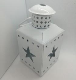 Kovová lucerna Carla - 11 cm