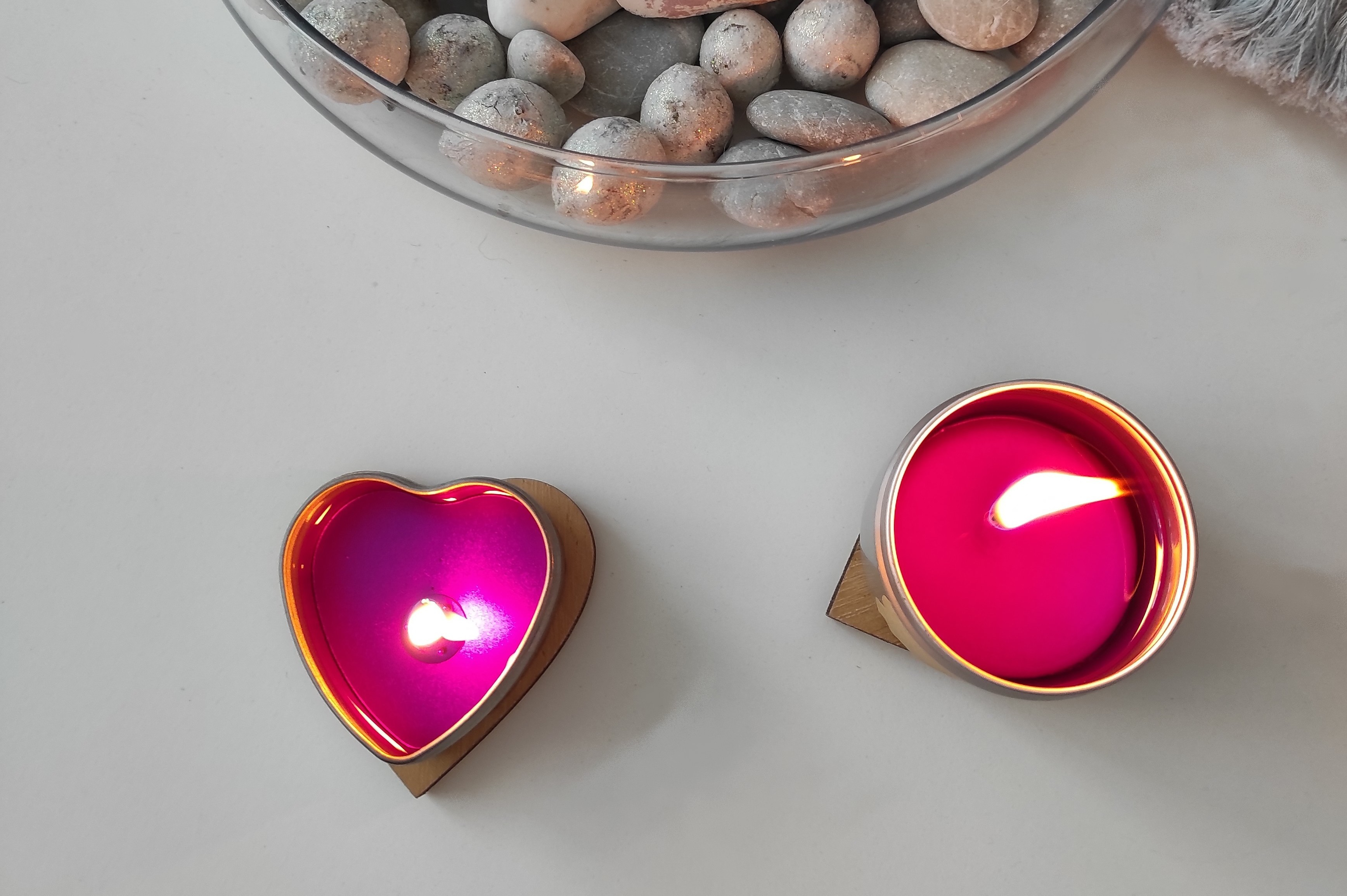 Handmade svíčky